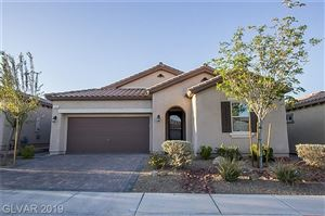 Photo of 284 VIA SAN GABRIELLA, Henderson, NV 89011 (MLS # 2148804)
