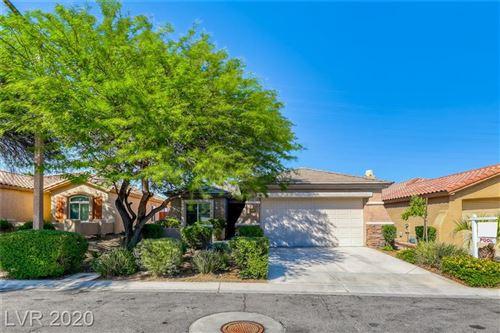 Photo of 3716 Moonlit Rain Drive, Las Vegas, NV 89135 (MLS # 2207804)