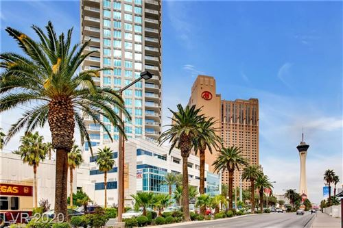 Photo of 2700 Las Vegas Boulevard #2403, Las Vegas, NV 89109 (MLS # 2213804)