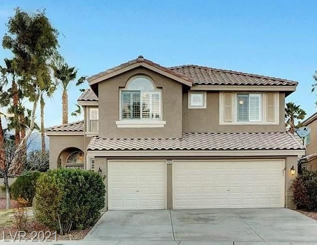 Photo of 2333 Heather Valley Drive, Las Vegas, NV 89134 (MLS # 2331804)