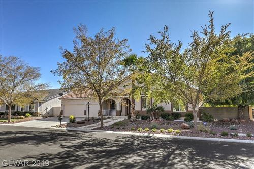 Photo of 7301 BACHELORS BUTTON Drive, Las Vegas, NV 89131 (MLS # 2150805)