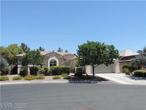 Photo of 6904 Kelp Ledge, Las Vegas, NV 89131 (MLS # 2200805)