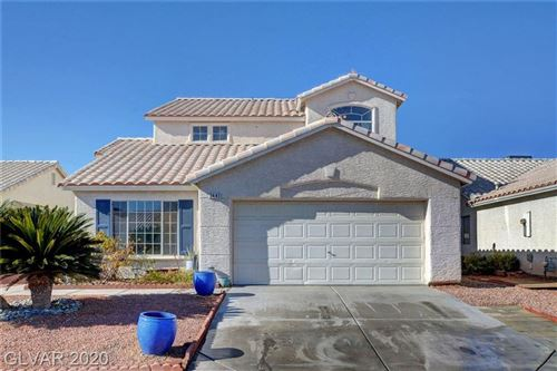 Photo of 3441 SILVER BRIDLE Place, North Las Vegas, NV 89032 (MLS # 2164806)
