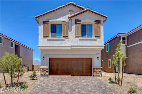 Photo of 4126 Cloudless Avenue, North Las Vegas, NV 89081 (MLS # 2321806)