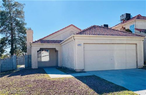 Photo of 6801 SPEARFISH Avenue, Las Vegas, NV 89145 (MLS # 2164808)