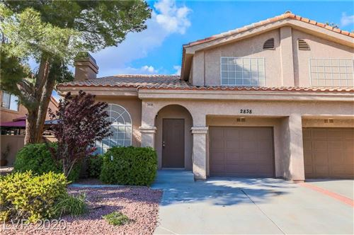 Photo of 2838 Lone Cliff, Henderson, NV 89074 (MLS # 2185808)