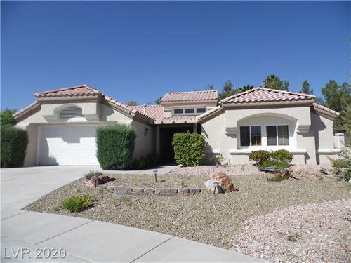 Photo of 2805 Tumble Creek Court, Las Vegas, NV 89134 (MLS # 2208808)