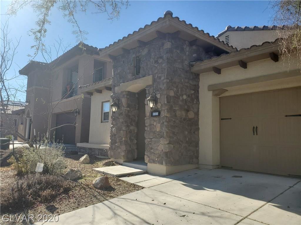 Photo of 1039 VIA DI OLIVIA Street, Henderson, NV 89011 (MLS # 2172808)