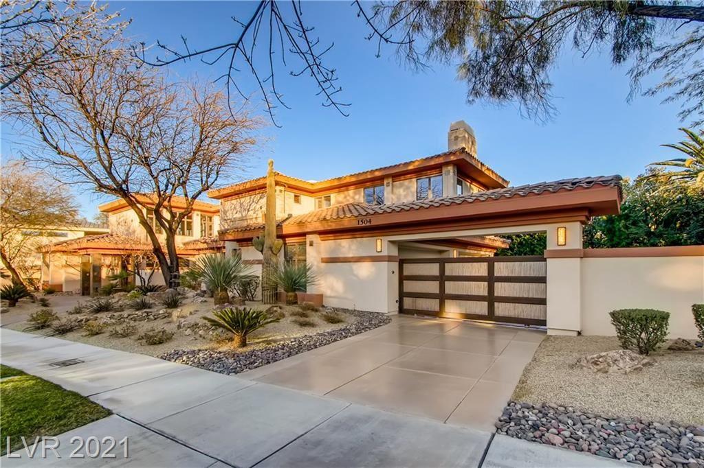 Photo of 1504 Champion Hills Lane, Las Vegas, NV 89134 (MLS # 2272808)