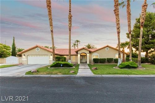Photo of 8385 Florine Avenue, Las Vegas, NV 89129 (MLS # 2294809)