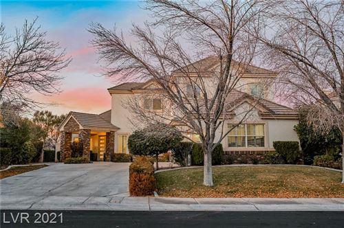 Photo of 9800 Camden Hills Avenue, Las Vegas, NV 89145 (MLS # 2257810)