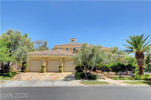 Photo of 10966 WILLOW VALLEY Court, Las Vegas, NV 89135 (MLS # 2203811)