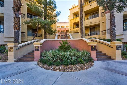 Photo of 220 East Flamingo Road #332, Las Vegas, NV 89169 (MLS # 2340811)