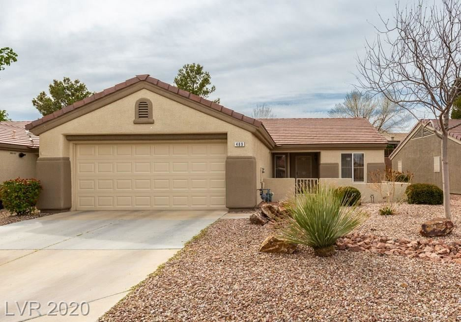 Photo of 489 Hidden Garden Place, Henderson, NV 89012 (MLS # 2183811)