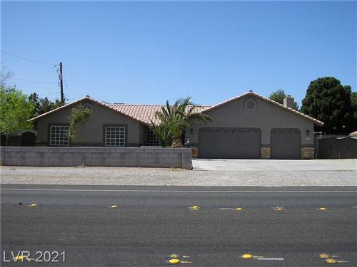Photo of 4865 El Capitan Way, Las Vegas, NV 89149 (MLS # 2284812)
