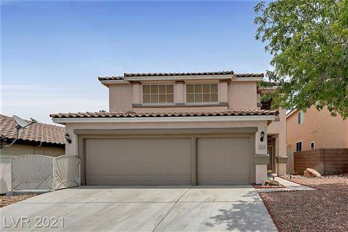 Photo of 3328 Hidden Ridge Street, Las Vegas, NV 89129 (MLS # 2306812)