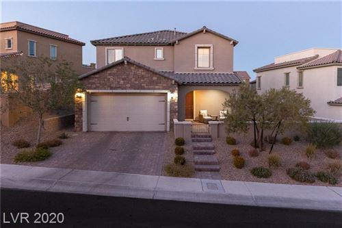 Photo of 11908 Montanesa Avenue, Las Vegas, NV 89138 (MLS # 2249813)