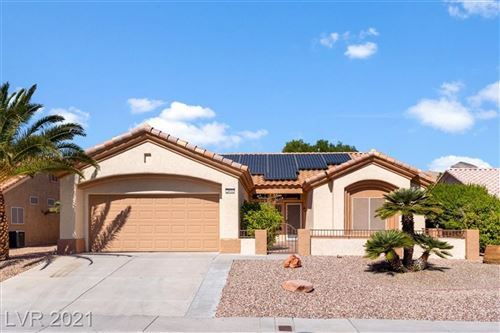 Photo of 2605 Hope Forest Drive, Las Vegas, NV 89134 (MLS # 2338813)