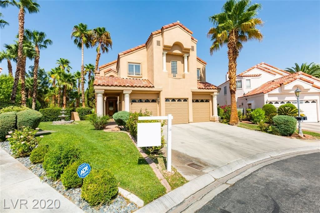 Photo of 2608 Sun Reef Road, Las Vegas, NV 89128 (MLS # 2233813)