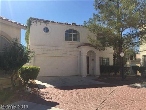 Photo of 8829 CORNWALL GLEN Avenue, Las Vegas, NV 89129 (MLS # 2150815)