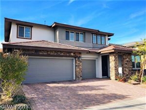 Photo of 5857 GLORY HEIGHTS Drive, Las Vegas, NV 89135 (MLS # 2139816)