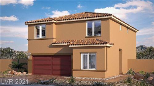 Photo of 7917 Rachelis Street #Lot 281, North Las Vegas, NV 89084 (MLS # 2318816)