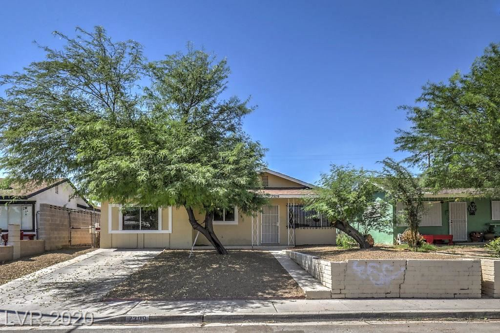 Photo of 3209 Judson Avenue, North Las Vegas, NV 89030 (MLS # 2209816)