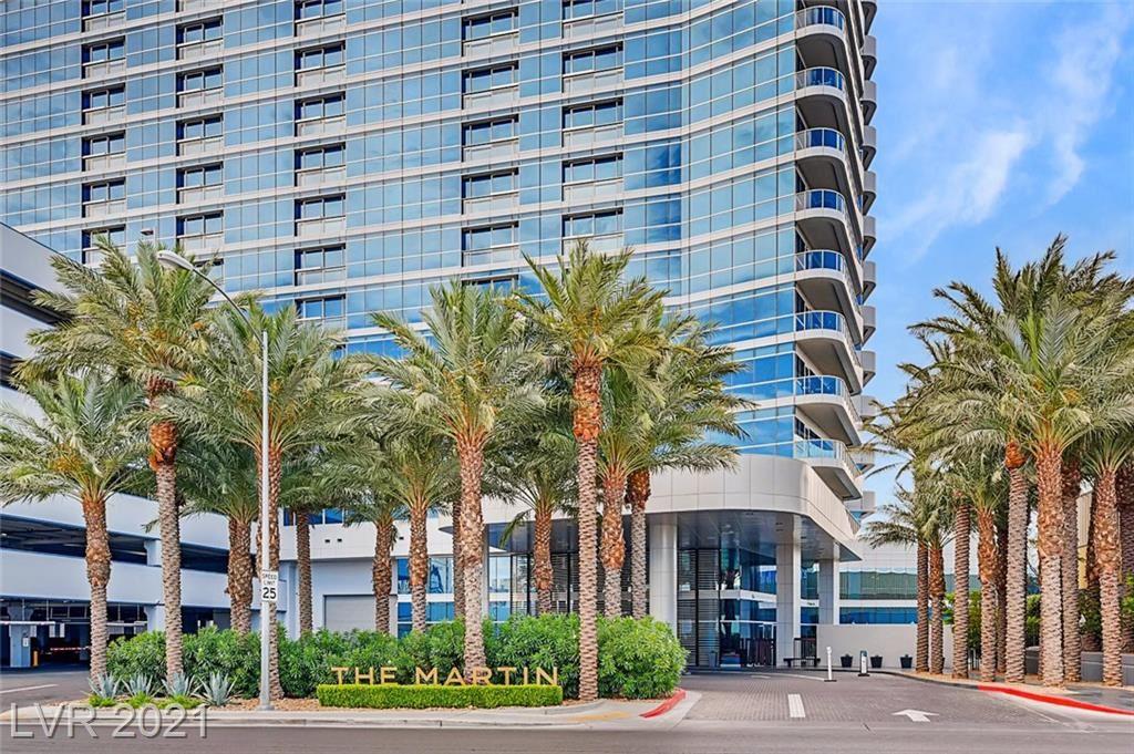Photo of 4471 Dean Martin Drive #2705, Las Vegas, NV 89103 (MLS # 2314816)
