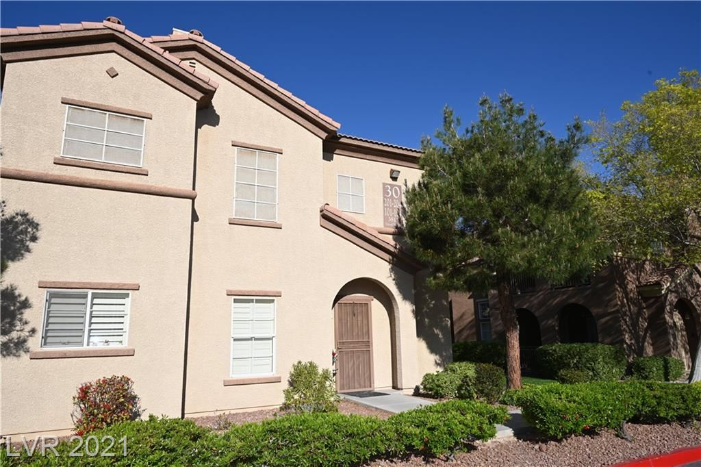 Photo of 3815 Ormond Beach Street #203, Las Vegas, NV 89129 (MLS # 2285817)