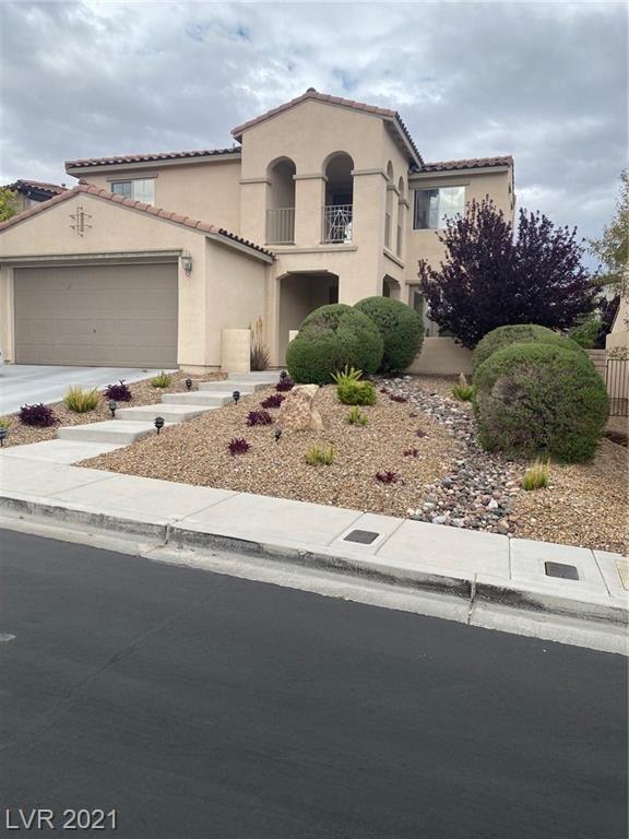 Photo of 932 Tudela Court, Las Vegas, NV 89138 (MLS # 2290817)