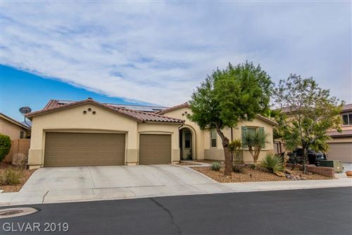 Photo of 2108 HUMBLE HOLLOW Place, North Las Vegas, NV 89084 (MLS # 2158818)