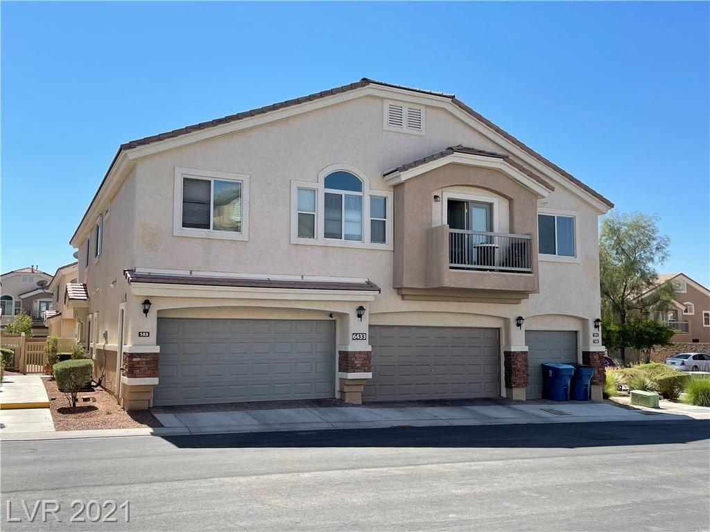 6433 Buck Jones Avenue #103, Las Vegas, NV 89122 - MLS#: 2334818