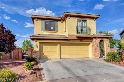 Photo of 3428 May Time Avenue, North Las Vegas, NV 89081 (MLS # 2102819)