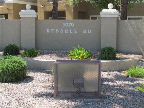 Photo of 8070 RUSSELL Road #2084, Las Vegas, NV 89113 (MLS # 2292819)