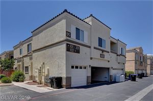 Photo of 6321 BLOWING SKY Street #102, North Las Vegas, NV 89081 (MLS # 2108820)