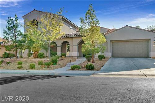 Photo of 639 Chervil Valley Drive, Las Vegas, NV 89138 (MLS # 2234820)