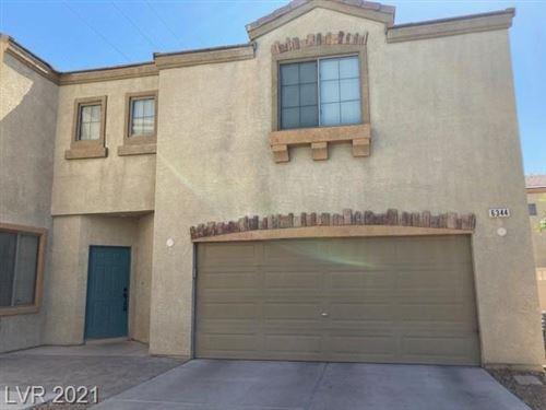 Photo of 6344 TIM ENGLISH Street, North Las Vegas, NV 89031 (MLS # 2294820)