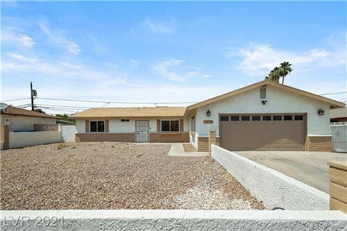 Photo of 4878 East Wyoming Avenue, Las Vegas, NV 89104 (MLS # 2304820)
