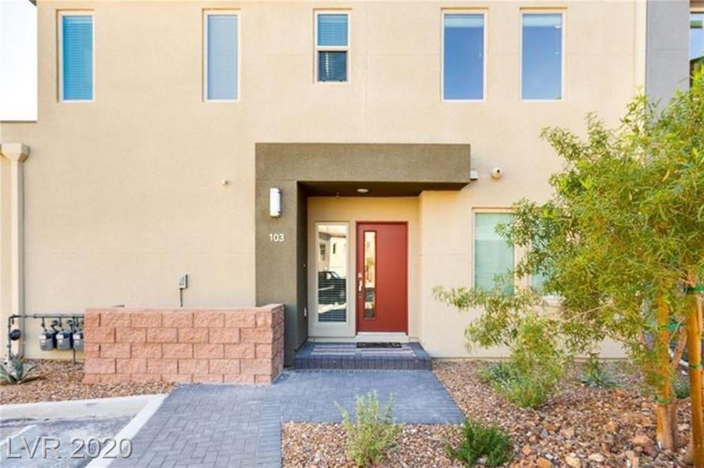 Photo of 1541 Unison Way #103, Las Vegas, NV 89135 (MLS # 2209820)