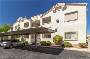 Photo of 855 STEPHANIE Street #1124, Henderson, NV 89014 (MLS # 2124821)
