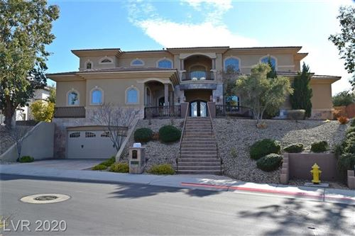 Photo of 9 PARADISE VALLEY Court, Las Vegas, NV 89052 (MLS # 2187821)