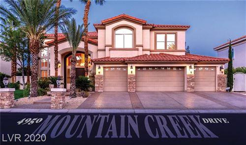 Photo of 4950 MOUNTAIN CREEK Drive, Las Vegas, NV 89148 (MLS # 2239821)