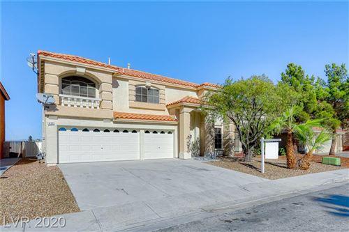 Photo of 436 Atlas Peak Avenue, Las Vegas, NV 89183 (MLS # 2248821)