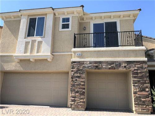 Photo of 4108 HAWKS GLIDE Avenue, North Las Vegas, NV 89084 (MLS # 2250821)