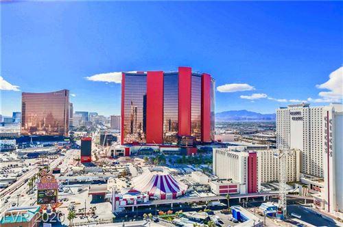 Photo of 2700 Las Vegas Boulevard #2401, Las Vegas, NV 89109 (MLS # 2255821)