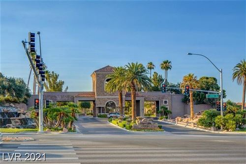 Photo of 1620 Hidden Spring Drive, Las Vegas, NV 89117 (MLS # 2302821)