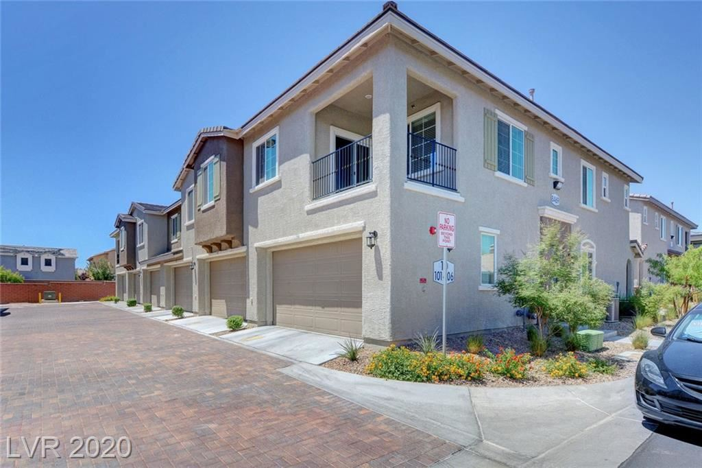 Photo of 8469 Insignia Avenue #106, Las Vegas, NV 89178 (MLS # 2209821)