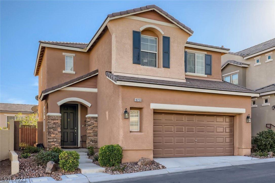 Photo of 10733 Leatherstocking Avenue, Las Vegas, NV 89166 (MLS # 2343821)