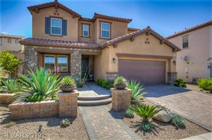 Photo of 1045 VIA SAINT ANDREA Place, Henderson, NV 89011 (MLS # 2135822)
