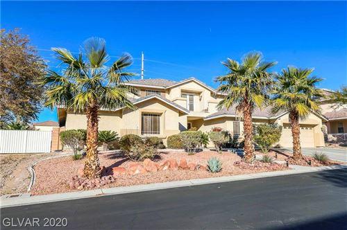 Photo of 6632 BLUE SAPPHIRE Avenue, Las Vegas, NV 89110 (MLS # 2164822)